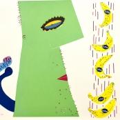Battiss, Walter | Bananas, edition 27/30