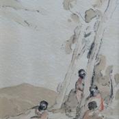 Sold | Battiss, Walter | African figures