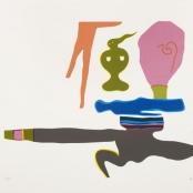 Sold | attiss, Walter |Pink light bulb