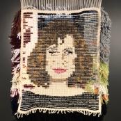 Roux, Marguerite | Portrait of an Artist, Back