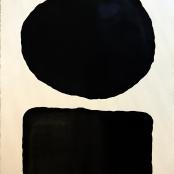 Eagle, Ben | Composition of black and white I