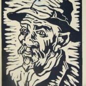Sold  Boonzaier, Gregoire   Portrait of a man