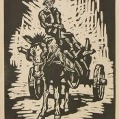 Sold   Boonzaier, Gregoire   Donkey cart
