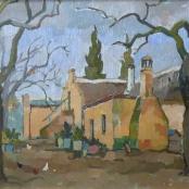 Sold   Boonzaier, Gregoire   Farm house