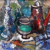 Sold | Boonzaier, Gregoire | Still Life