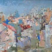 Sold | Boonzaier, Gregoire | Rooftops - Bo-Kaap