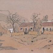 Sold   Boonzaier, Gregoire   Farm workers' cottages