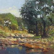 Sold |Boshoff, Adriaan | Landscape