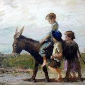 Sold | Boshoff, Adriaan | Donkey Ride