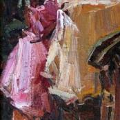 Sold | Boshoff, Adriaan | Little girl in Pink