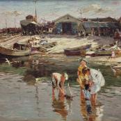 Sold | Boshoff, Adriaan | West coast scene,  Weskus toneel