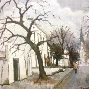 Sold | Botha, David | Kerk straat