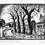 Sold | Botha, David | Street scene, Edition 44 of 100
