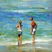 Sold | Boyley, Errol | Fishing