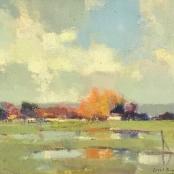 Sold | Boyley, Errol | Farm Landscape
