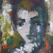 Sold   Buchner, Carl   Boy's Face