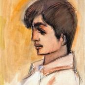 Buchner, Carl | Young boy