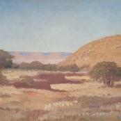 Pierneef, J.H | Afternoon landscape