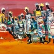 Battiss, Walter | African figures