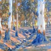Sold |Carter, Sydney | Bluegum Trees