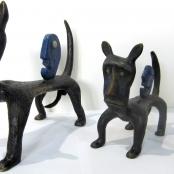 Sold | Catherine, Norman | Dogwatch I II III, Bronze Cast