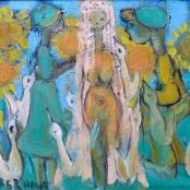 Sold | Claerhout, Frans | The Vestal Virgin