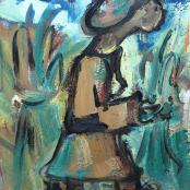 Sold | Frans Claerhout |  Harvester II