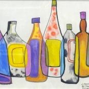 Sold   Clarke, Peter   Bottles-Baltimore, USA