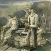 Sold | Coetzee, Christo | Two figures