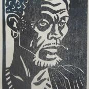 Sold |van Essche, Maurice | Portrait Study