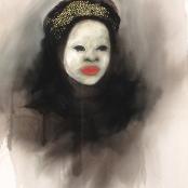 Roberts, Lisa | African Geisha