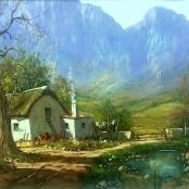 Sold | De Jongh, Gabriel | Farm House