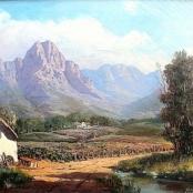 Sold | de Jongh, Gabriel | Landscape