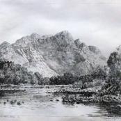 Sold   de Jongh, Tinus   Berg River Swellendam