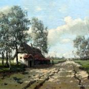 Sold   De Jongh, Tinus   Landscape
