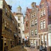 Sold  De Jongh, Tinus   Washing day