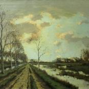 Sold   Tinus de Jongh   Landscape