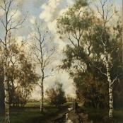 Sold | de Jongh, Tinus  | Wandering man