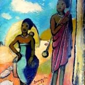 Sold   Domsaitis, Pranas   African family