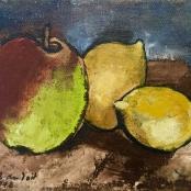 Sold | Du Toit, Paul | Fruit |Size: 145 x 195mm