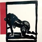 Sold   Dumas, Marlene   De Muze is moe