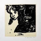 Dumas, Marlene   A long silence