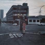 NO6-Andries Bezuidenhoud, Walking Fox Street