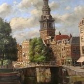 Sold   De Jongh, Tinus   City of Amsterdam
