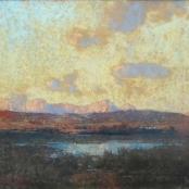 Sold| Goodman, Robert Gwelo | Distant Mountain, Wemmershoek