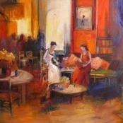 Sold   Gradwell, Margaret   Interior