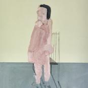 Van Stenis, Bastiaan| Studio nude 20