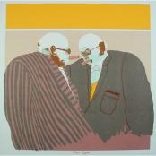 Sold | Hodgins, Robert |Twin Cigars