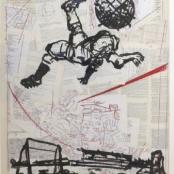 Sold | Kentridge, William | Bicycle Kick