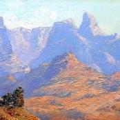 Sold   Klar, Otto   Drakensberg